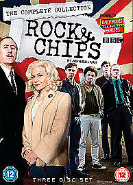 Rock And Chips (Triple Pack) New Region 2 Dvd