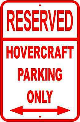 """NEW CUSTOM PERSONALIZED RESERVED SIGN QUALITY ALUMINUM SIGNS 12/"""" x 18/"""""""