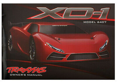 Traxxas 6499 - Owner's Manual - TRA6499