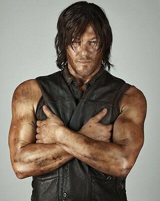 "Norman Reedus [The Walking Dead] 8""x10"" 10""x8"" Photo 59097"