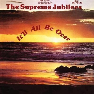 Supreme Jubilees - It'll All Be Over [Digipak] New Cd