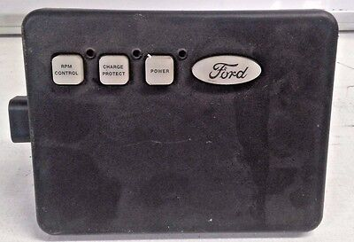 Ford PTO RPM idle speed control CONTROLLER 6.0 7.3 rpm XC3F-12B640 W CABLE 6.0L