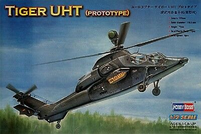 1/72 Eurocopter Tiger UHT Prototype Hobby Boss model kit 87211