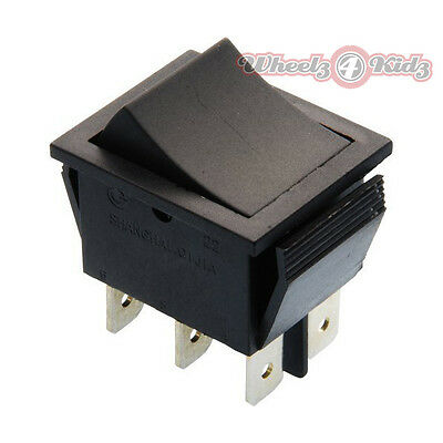 NEW 6V 12V KIDS Ride On Car FOOT PEDAL ACCELERATION SWITCH TRACTOR BMW MERCEDES