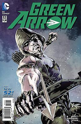 Green Arrow # 52 Variant NM DC