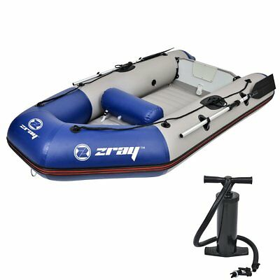 Jilong Inflatable Boat Dinghy Set with Hand Pump and Oars 240 kg