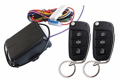 Car Universal Central Locking Entry Remote Control Keyless System Kit /2264