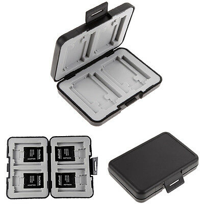 Waterproof Micro SD TF MS SD Memory Card Protector Case Storage Box Holder