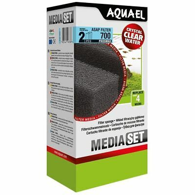 Aquael ASAP 700 Replacement Sponge with Phosmax x2 Aquarium Media