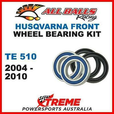 25-1415 Mx Front Wheel Bearing & Seal Kit Husqvarna Te510 Te 510 2004-2010 Moto