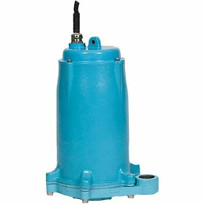 Little Giant GP-M231-30 - 2 HP Manual Grinder Pump w/ 30' Cord (208-230V 1