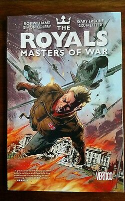 The Royals: Masters of War by Simon Coleby, Rob Williams (Paperback, 2014)