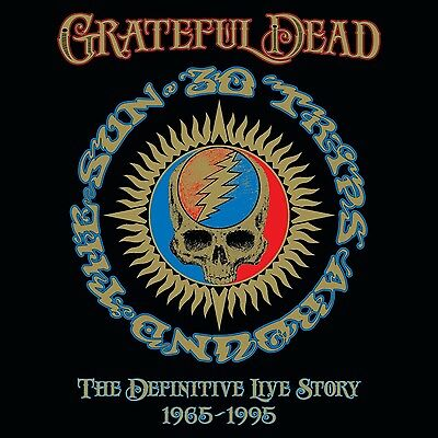 Grateful Dead - 30 Trips Around The Sun-The Definitive Live Story 4 Cd New+