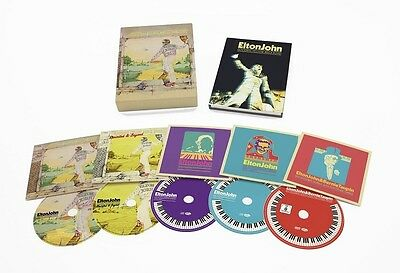 Elton John - Goodbye Yellow Brick Road (40Th Anniversary Box) 4 Cd + Dvd New+