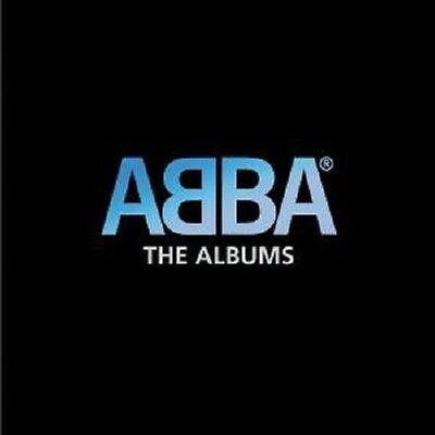 """Abba """"The Albums"""" 9 Cd Box Mit Waterloo Arrival Uvm New+"""