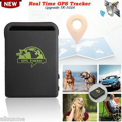 TK102A Magnetic Mini Vehicle GPS Tracker Real Time Personal Car Vehicle Tracking