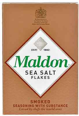 125  Gramm (g)  Maldon Smoked Sea Salt