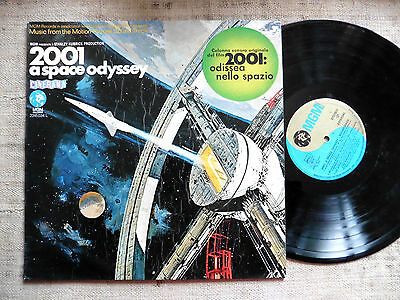 2001 - A Space Odyssey (Music From The Soundtrack)  Colonna sonora  LP