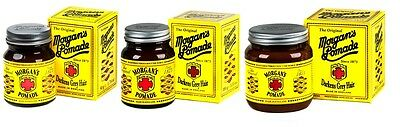 Morgans Pomade Original Hair Dye Care Styling Products Darkens Hair Colour UK