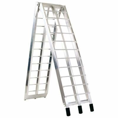 New - Oxford Motorcycle Aluminium Loading Ramp (Max Weight 340kg)