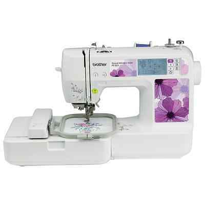 Brother Embroidery Designer Computerized Embroidery Machine, 70 Designs in White