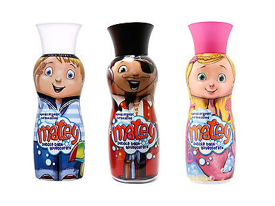Matey Bubble Bath Max/Molly/Pegleg