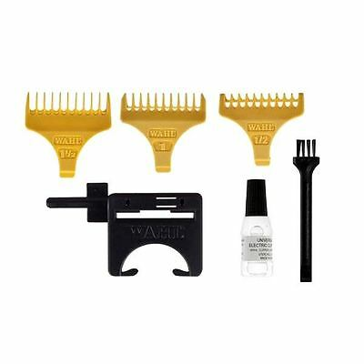 Wahl 3 Comb Set for T-Blade Trimmers - Fits Detailer, Bling, G-Whiz and Hero
