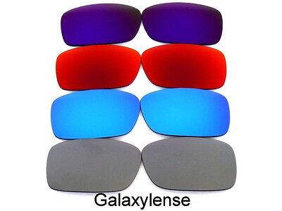 d393444330e Galaxy Replacement Lenses For Oakley Crankcase Titanium Blue Red Purple ...