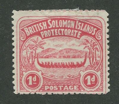 British Solomon Islands #2 Used