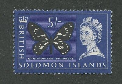 British Solomon Islands #140 Mint Og