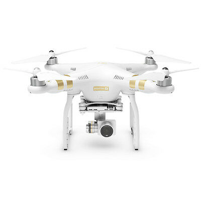 DJI Phantom 3 Standard Quadcopter Drone with 2.7K Camera Drone & 3-Axis Gimbal