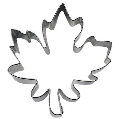 NEW Maple Leaf 8cm Cookie Cutter