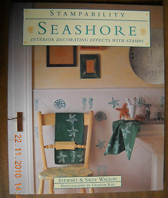 Seashore Stampability - Interior Decorating with Stamps