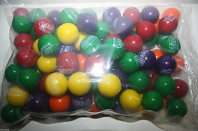 Oak Leaf Gum Balls Made with Real WONKA NERDS 500g bag