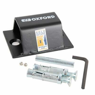 New - Oxford Motorcycle Security - BruteForce Ground Anchor (OF439)