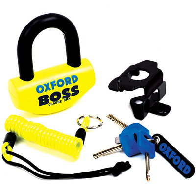 Oxford Motorcycle Security -