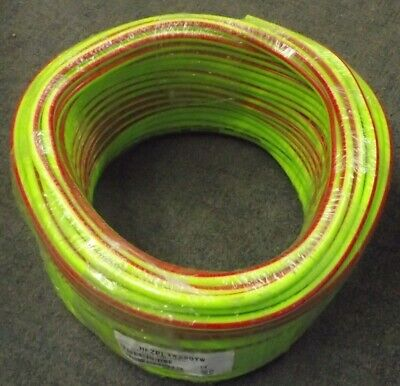"Legacy HFZPL14250YW Flexzilla Push-Lock Air Hose 1/4"" ID x 250 Ft Bulk Canada"