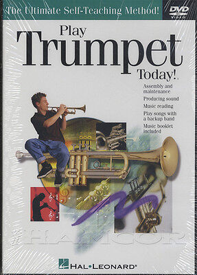 Play Trumpet Today Learn How To Play Tuition DVD Ultimate Self-Teaching Method