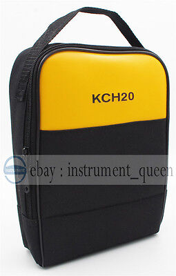 Soft Case/Bag Use For Multimeter Clamp Meter Process Meter Thermometer Networks
