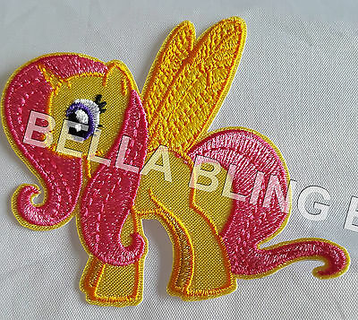 1 Embroidered My Little Pony Iron On Sew On Patch Clothes Craft