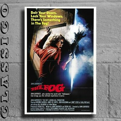 The Fog Poster All Sizes Retro Classic #466855