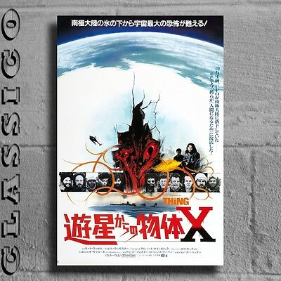 The Thing Poster All Sizes Retro Classic #478175