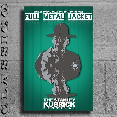 Full Metal Jacket Poster All Sizes Retro Classic #485840