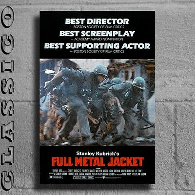 Full Metal Jacket Poster All Sizes Retro Classic #485850