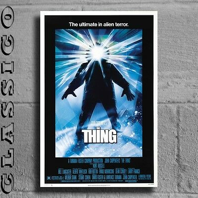 The Thing Poster All Sizes Retro Classic #490695