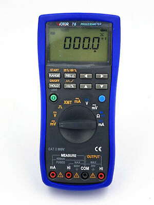 KCH78 Process multimeter / Process Calibrator Meter Multifunctional Signal Loop