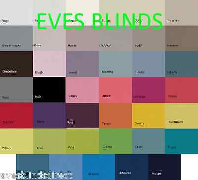 Made to Measure replacement Vertical blind louvre vanes 89mm NEW COLOURS