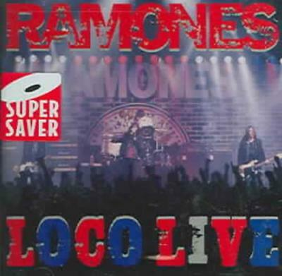 Ramones - Loco Live New Cd