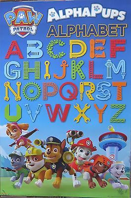 Paw Patrol - ABC-Licensed POSTER-91cm x 61cm-Brand New