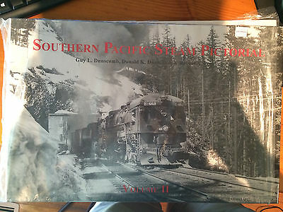 Southern Pacific Steam Pictorial -- Vol 2